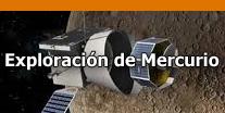 Exploración de Mercurio